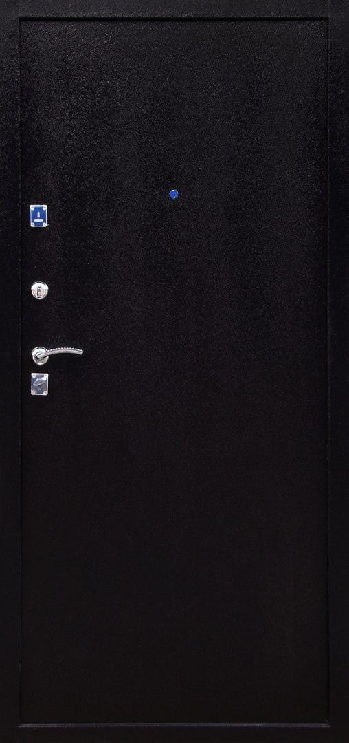 металлическая дверь стандарт металл